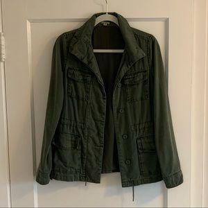 Ecote Utility Army Green Jacket
